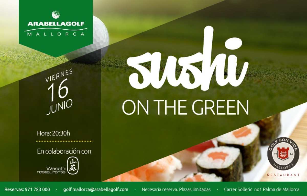 Sushi on the Green
