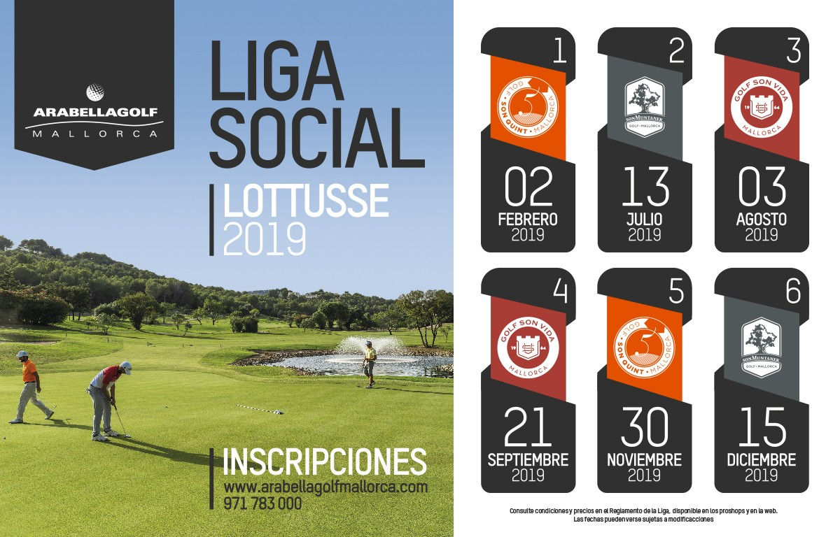 Member´s League Lottusse 2019