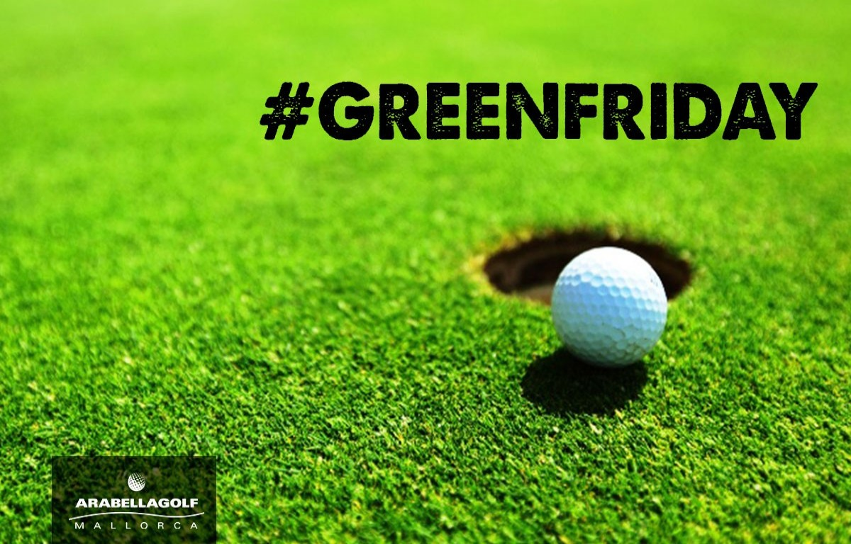 WELCOME TO THE GREEN FRIDAY!