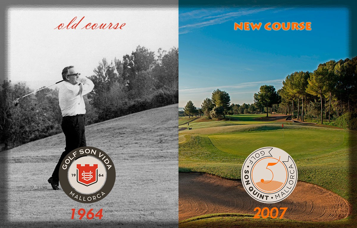 Old Course + New Course