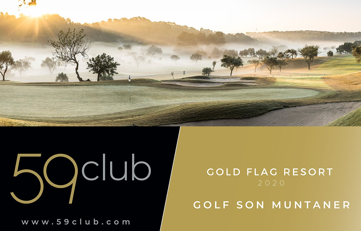 GOLF FLAG 59 CLUB - GOLF SON MUNTANER
