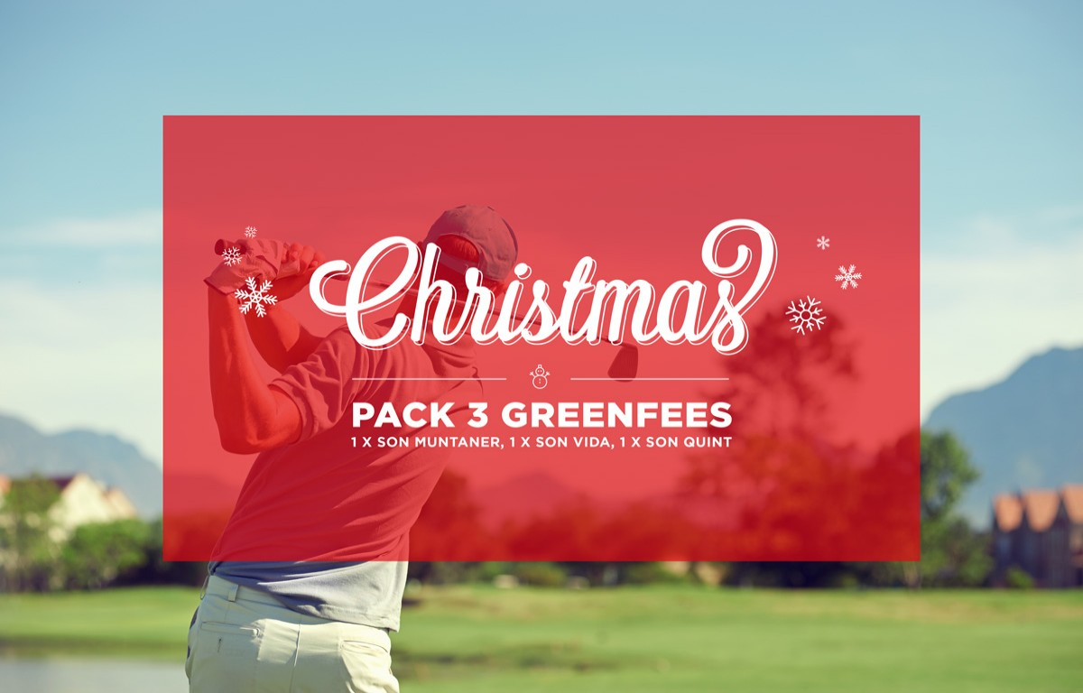 This Christmas, give Golf away!