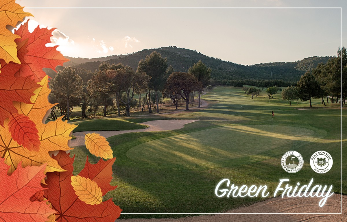 GREEN FRIDAY SEPTIEMBRE