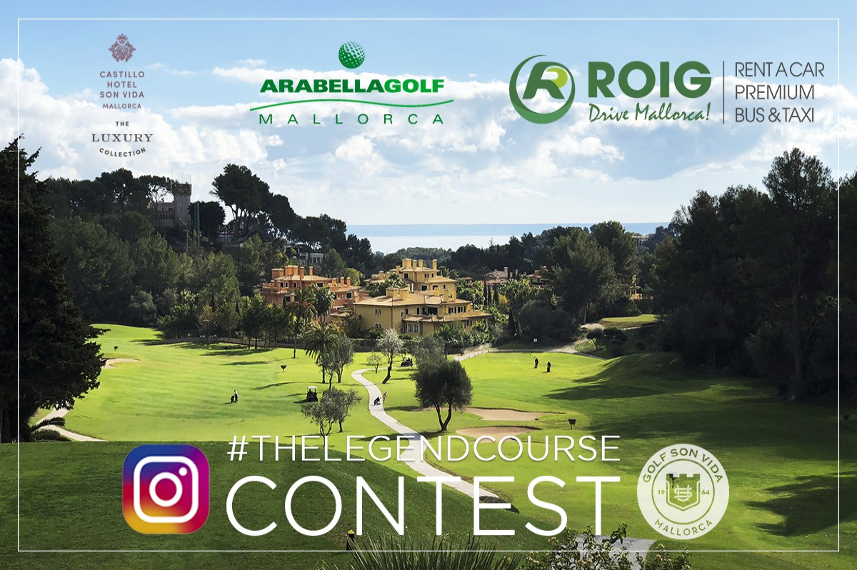PHOTO CONTEST AT GOLF SON VIDA