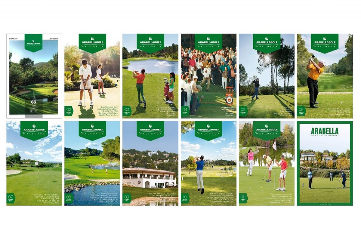 Revista Arabella Golf