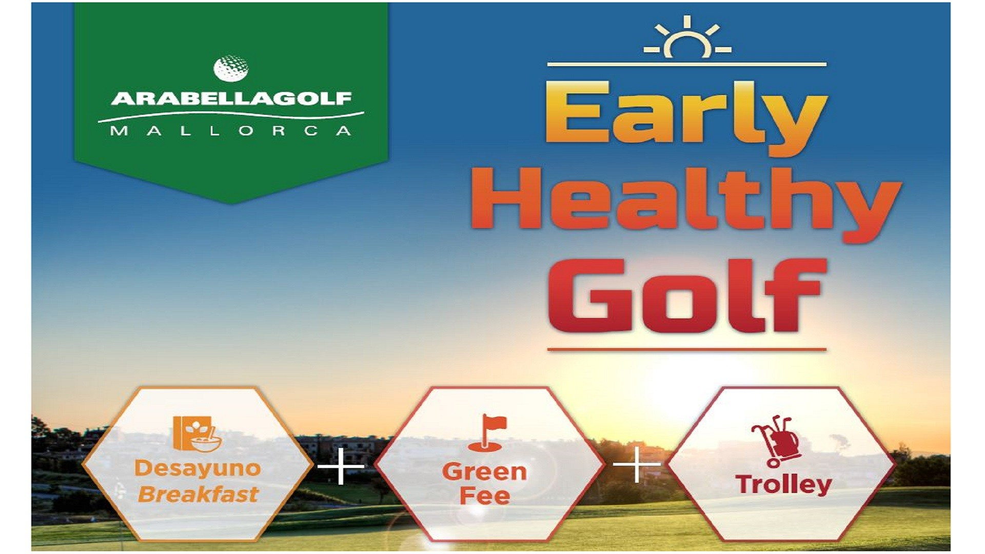 Early Healthy Golf