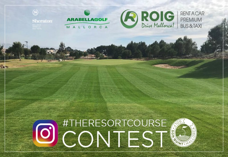 PHOTO CONTEST AT GOLF SON QUINT