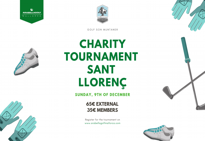 Charity Tournament Sant Llorenç