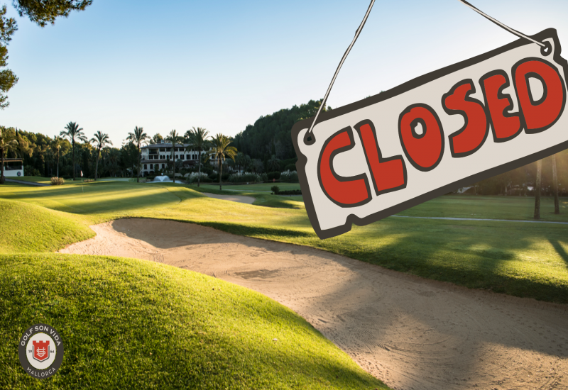 Golf Son Vida closed